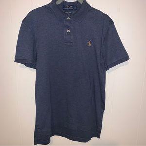 EUC Ralph Lauren Pima Soft Touch Polo Shirt Size S